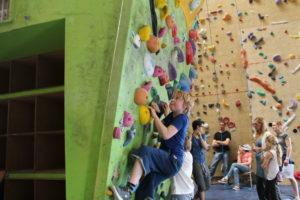kennismaking klimmen voor kinderen