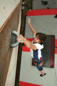 klimclub, klimmen voor kinderen